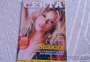 Revista Certa Shakira