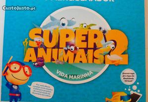 Caderneta Super Animais 2