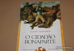 O Cidadão Bonaparte de Claude Manceron