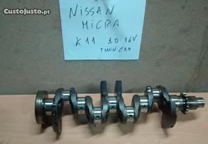 Cambota para Nissan Micra k11