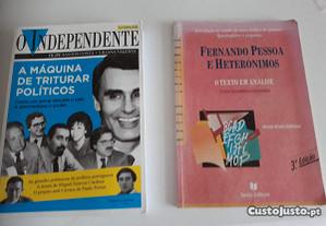 Obras de Liliana Valente e António A. Borregana