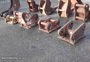 Mesa Prato Cassete d Martelo escavadora giratória