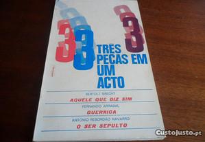 Brecht - Arrabal - Navarro - 3 Peças em um Acto