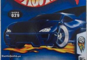 Golden Arrow - First Edition (Hot Wheels)