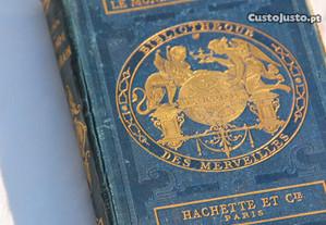 Livro Le Monde Souterrain - 1869