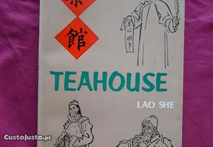 Tea House por Lao She. Peça de teatro chinesa