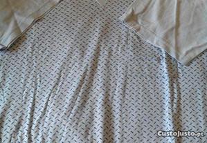 2 Pijamas verão (T-Shirt+calção), tamanhos M