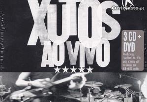 Xutos & Pontapés Ao VIVO 3CD+DVD Edição Especial
