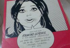 Disco vinil Raymond Lefèvre