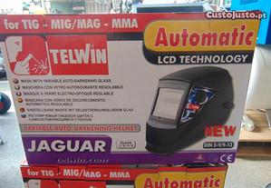Mascara de Soldar Telwin Automática Jaguar (Grande