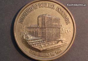 Medalha de inauguração do Hotel Estoril Sol