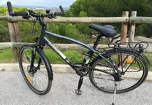 Bicicleta Decathlon B TWIN Cycle Triban Trail 7
