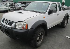 Nissan Navara - Peças