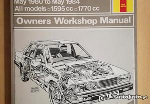 Nissan Datsun Bluebird - Manual Técnico Haynes