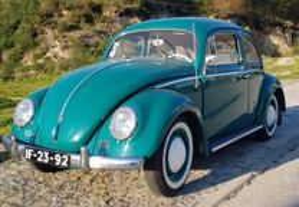 VW Carocha Oval - 11 Sedan