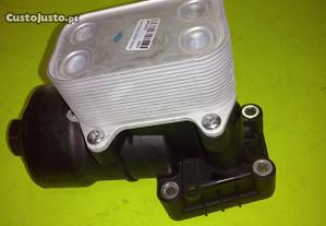 Radiador de óleo completo Vag 1.6 e 2.0 tdi