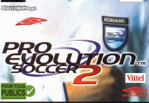 Pro Evolution Soccer 2-ano 2002