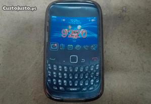 Capa em Silicone Gel Blackberry 9220 Opaca - Nova
