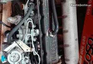 Motor Volvo D24