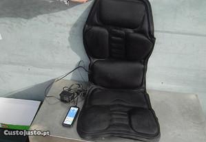 Massajador eléctrico para cadeira