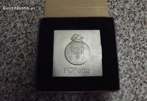 Placa Medalha Comemorativa Futebol Clube Do Porto