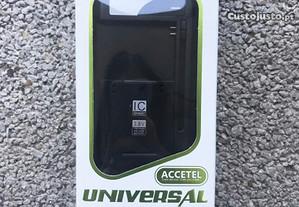 Carregador universal de baterias (máquinas/etc)