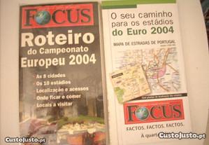 Roteiro do Campeonato Europeu de 2004