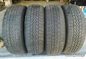 4 pneus 195 65 r15 Dunlop