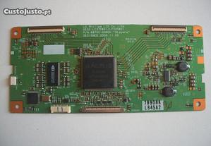6870C-0060H Placa T-Con Toshiba Regza 37WL66C