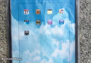 Capa de silicone para iPad 2/ iPad 3 / iPad 4-Novo