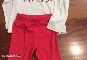 2 peças roupa Zara e Young Dimension