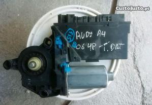 Motor elétrico vidro trás direito audi A4 B6