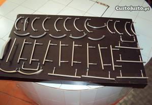 37 Puxadores para móveis várias em metal