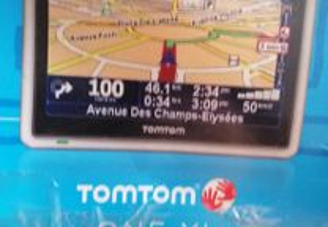 GPS Tomtom one xl europa