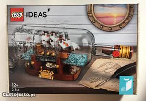 LEGO Ideas - Navio em Garrafa - 21313