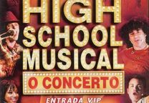 High School Musical - O Concerto [DVD]