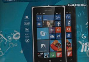 Telemóvel Lumia novo - embalagem selada