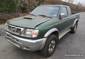 Nissan Navara D22 - Peças