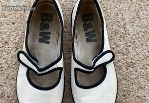 Sapatos B&W