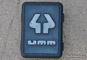 Centro de volante UMM Alter Cournil