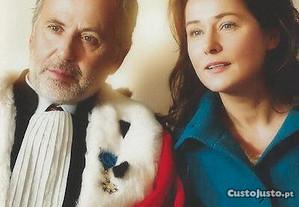 Filme em DVD: O Sr. Juiz L'hermine - NOVO! Selado!