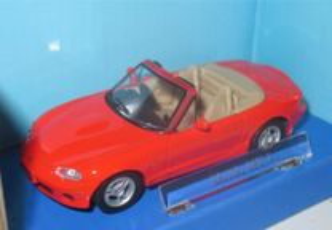 Cararama - Mazda MX-5