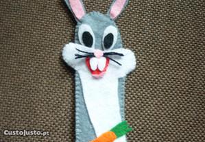 Bugs Bunny em dedoche