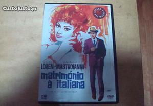 Dvd original matrimonio á italiana