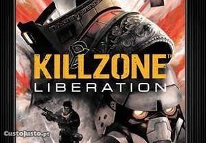 Killzone Liberation Jogo PSP PlayStation Portabl