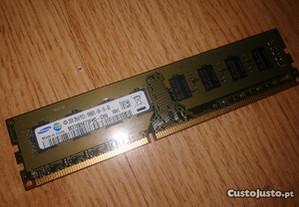 Memória RAM de 2gb Samsung