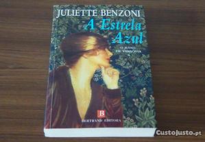 A estrela azul de Juliette Benzoni