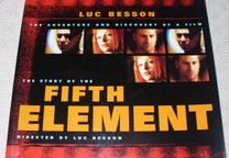 Luc Besson - The Story Of The Fifth Element
