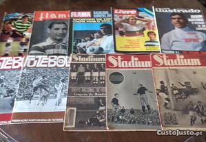 Stadium, Flama, Livre, Futebol em Revista, Séc Ilu