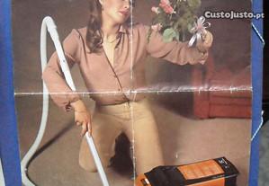 Varios catalogos antigos Electrolux Pertos